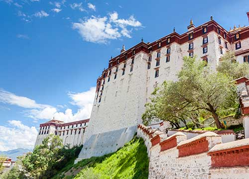 4 Days Lhasa Sightseeing Small Group Tour