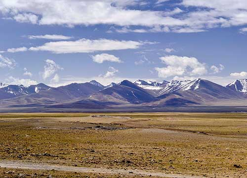 15 Days Central Tibet Biking Tour