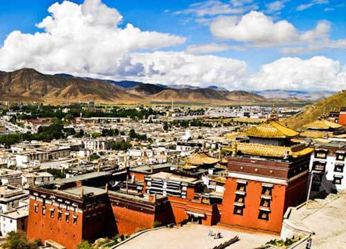 The Best Time to Shigatse