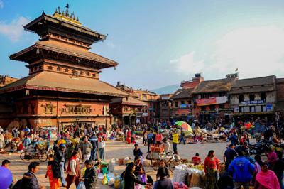 尼泊尔旅游线路
