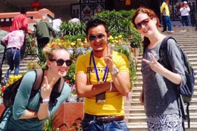 外宾及华人旅游线路